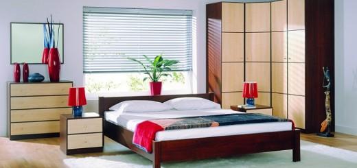 Мебель в спальне современная