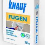 Изображение упаковки Кнауф-Фуген