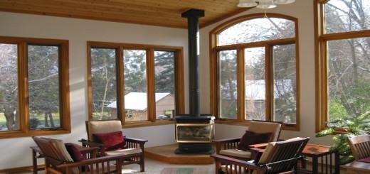 Особенности установки деревянных окон