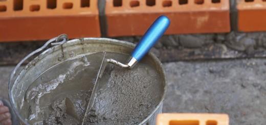 Раствор для кладки кирпича