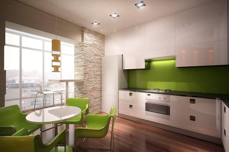 Квартирный вопрос кухни голые стены