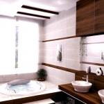 Дизайн ванны в восточном стиле