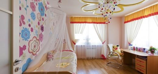 Люстры для детской комнаты