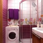 Маленькая ванная комната фото дизайн