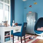 Дизайн интерьера комнаты школьника